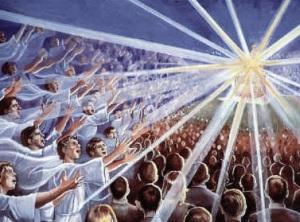 A visão dos remidos, em Apocalipse, nos responde que uma vida sem dores e sofrimento nos aguarda, mas não será neste mundo